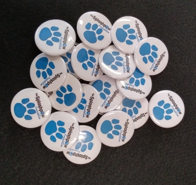 "1.5"" Buttons - $2.00 donation for each button"