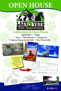Come Join us on April 4th, 2015 - 1-4pm